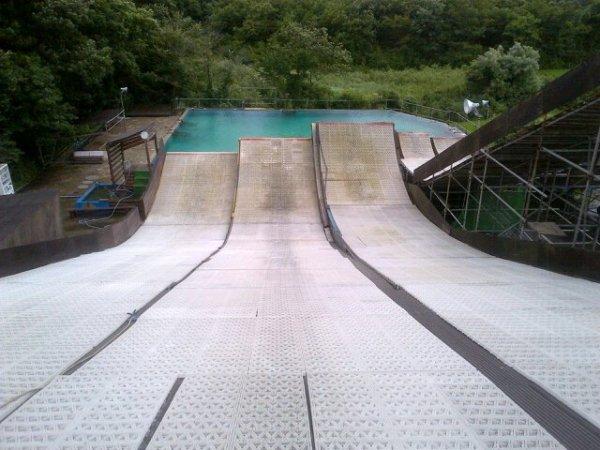 8月28日(日):夏のフリースキースクール開催
